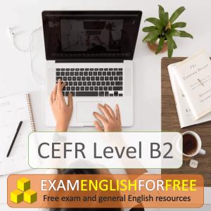 CEFR Level B2 vocabulary: PHASE