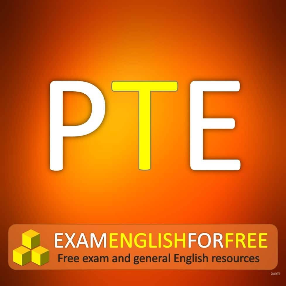 Essential information about the PTE test