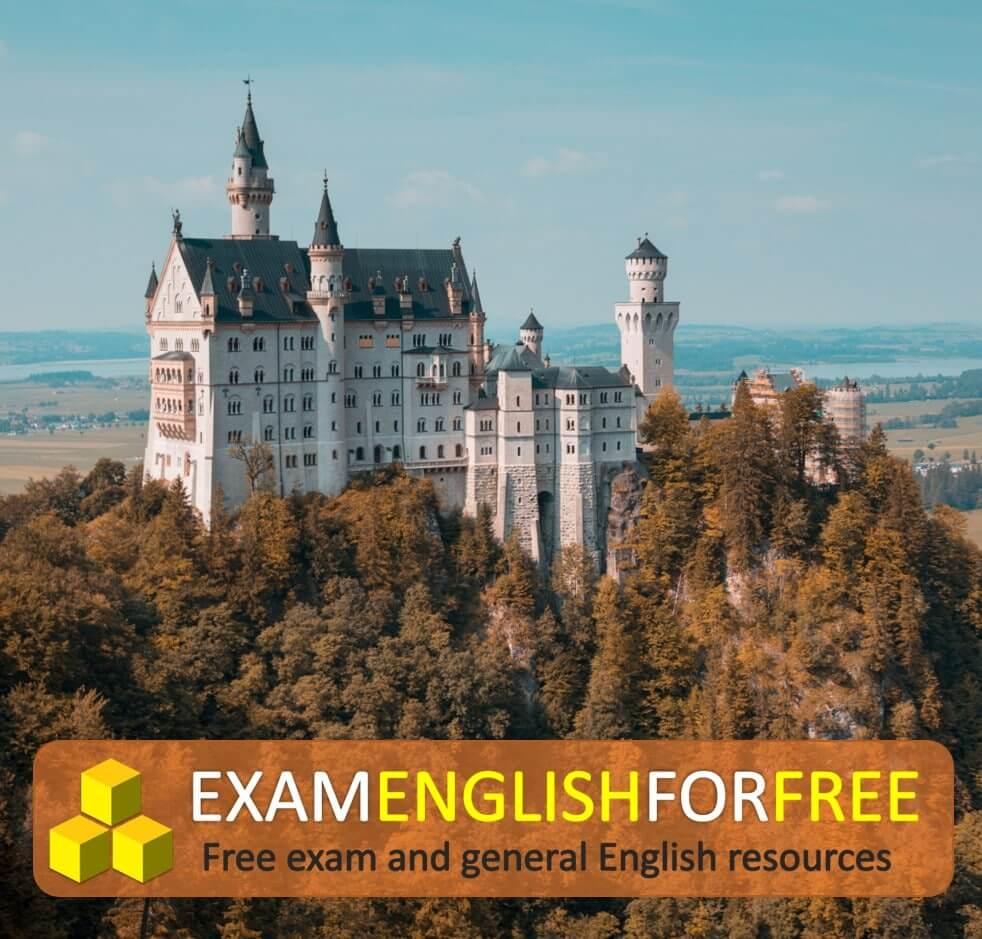 Practice describing places in the IELTS speaking test